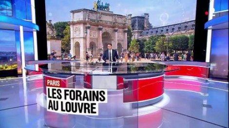 Paris Marcel Campion Installera Son Marche De Noel Au Jardin Des