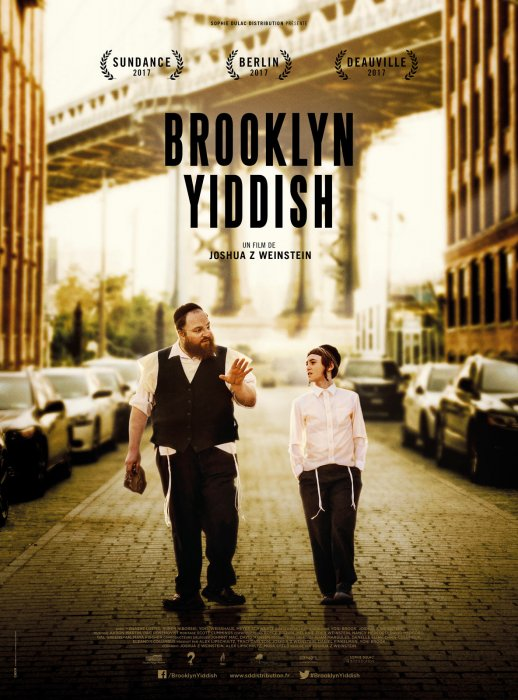 Brooklyn Yiddish : Affiche