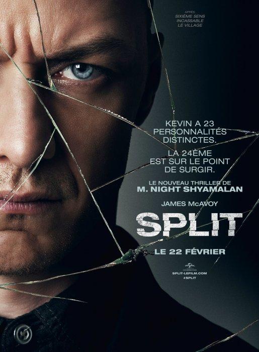 Split : Affiche