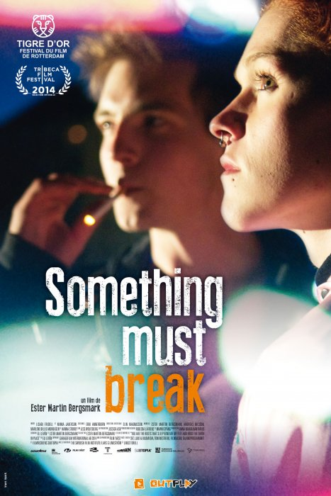 Something Must Break : Affiche
