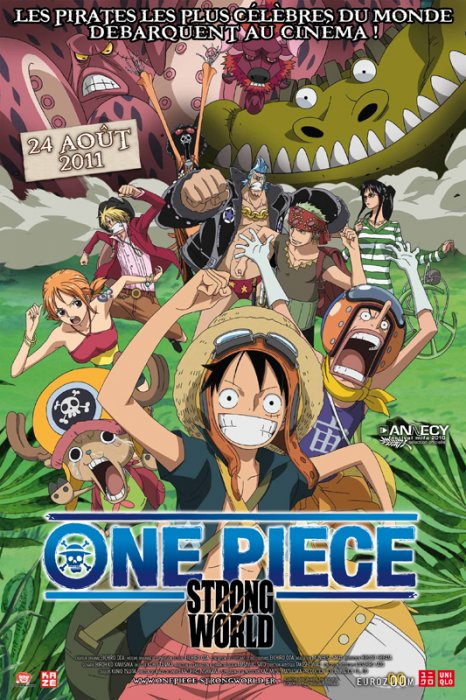 One Piece - Strong World : affiche