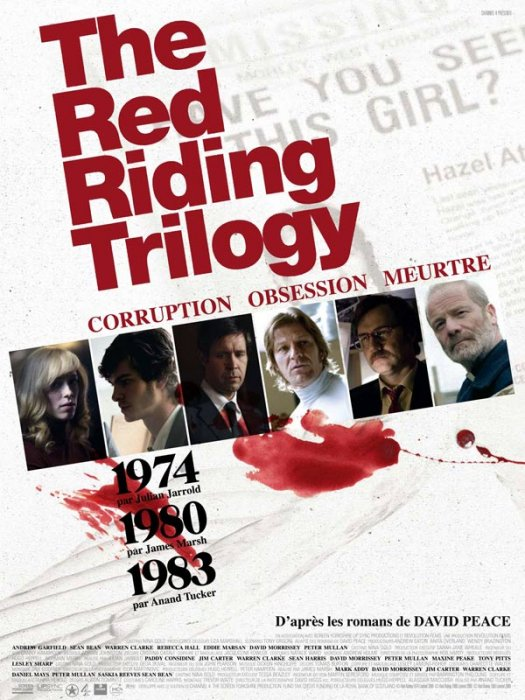 The Red Riding Trilogy - 1974 : affiche Julian Jarrold