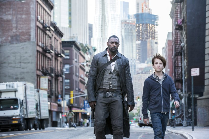 La Tour sombre : Photo Idris Elba, Tom Taylor (IV)