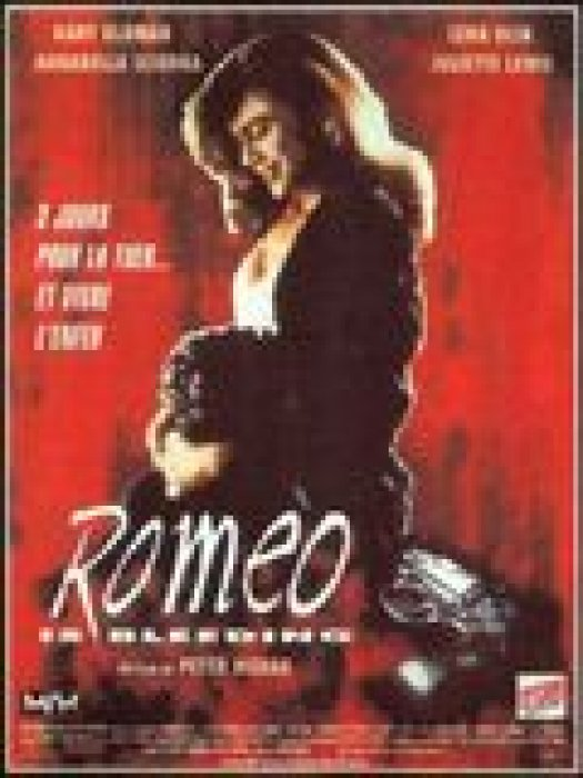 Romeo is Bleeding : Affiche