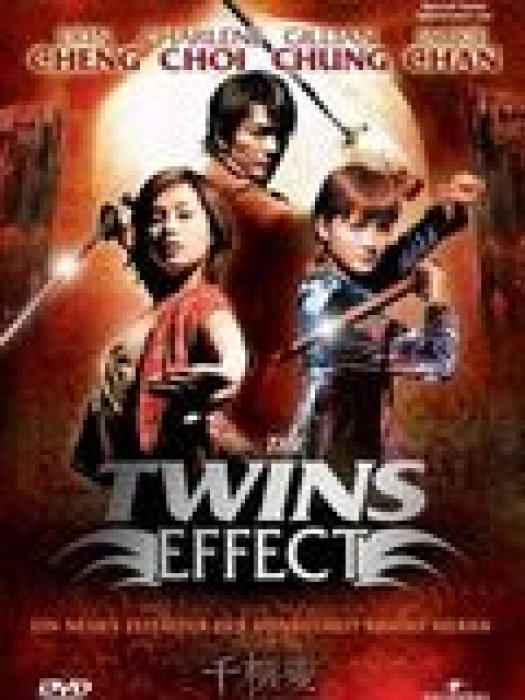 The Twins Effect : Affiche