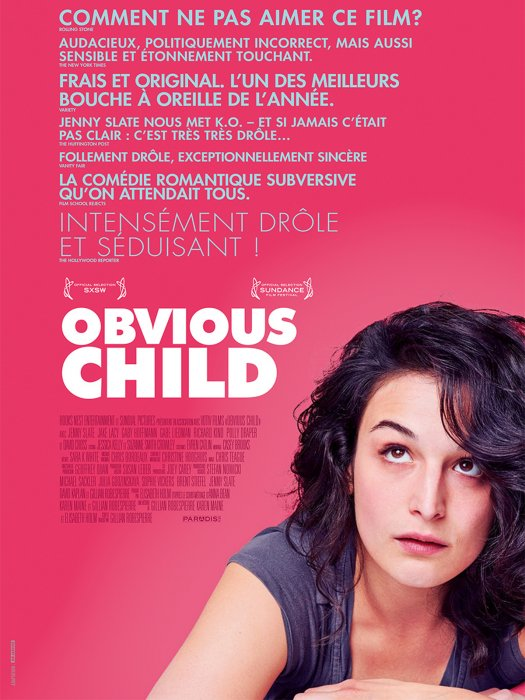 Obvious Child : Affiche