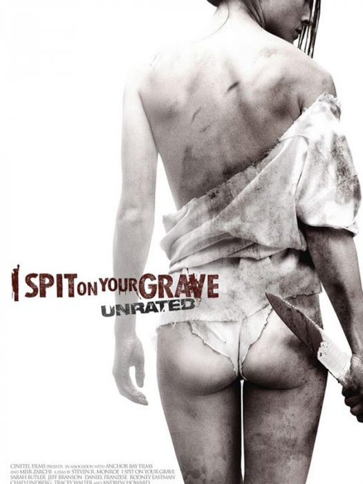 I Spit on Your Grave : affiche