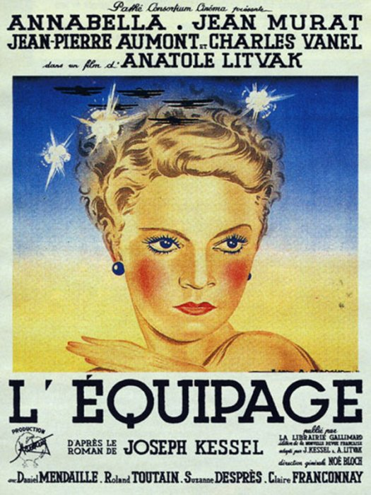 L'Equipage : affiche