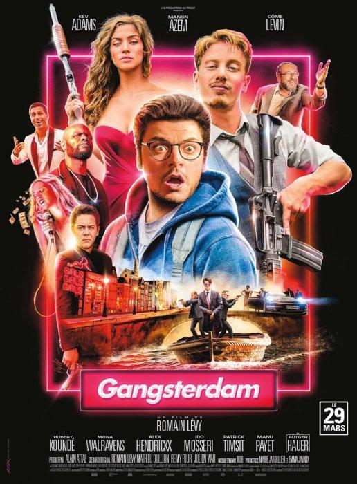 Gangsterdam : Affiche