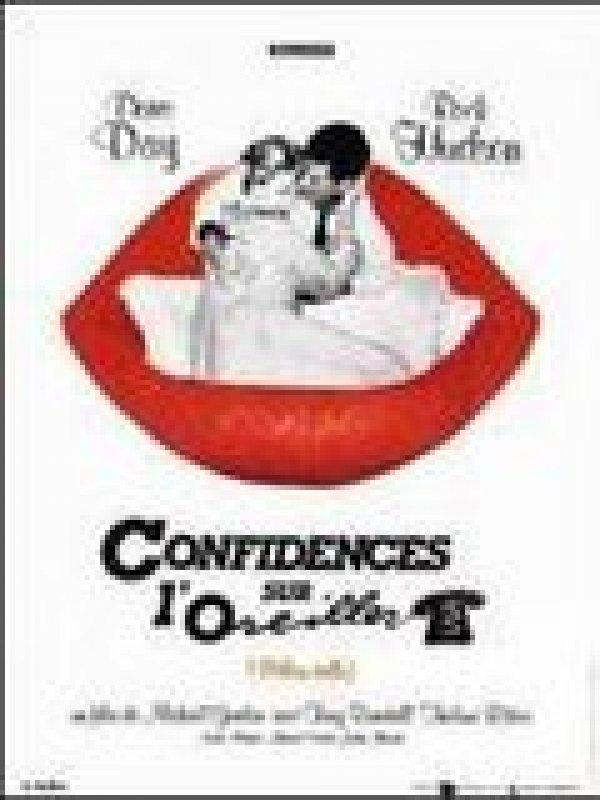 confidences sur l oreiller film Confidences sur l'oreiller   film 1959 : les séances, le synopsis  confidences sur l oreiller film