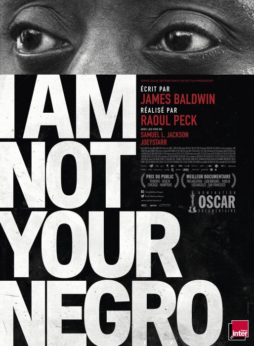 I Am Not Your Negro : Affiche