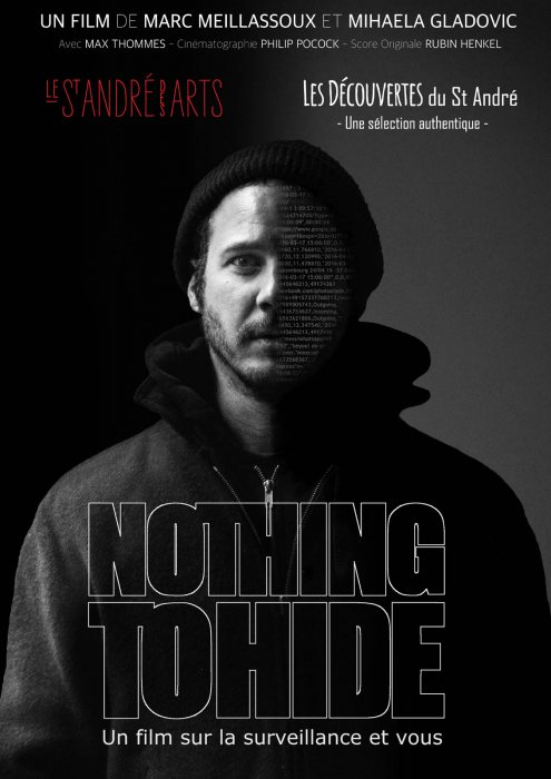 Nothing To Hide : Affiche