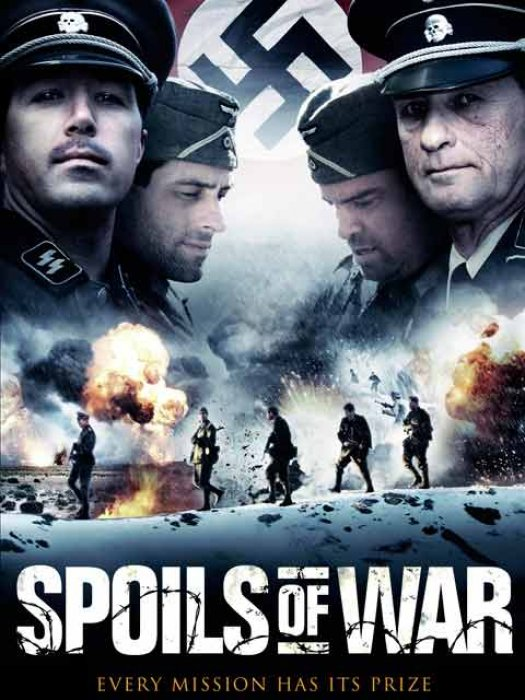Spoils Of War : Affiche