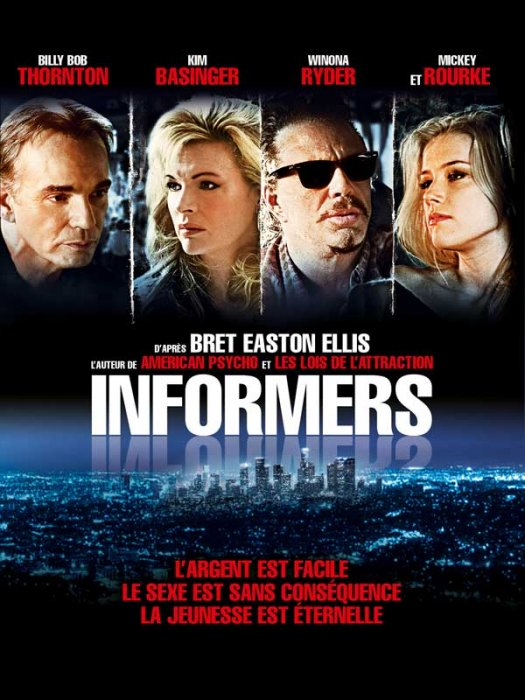 Informers : affiche