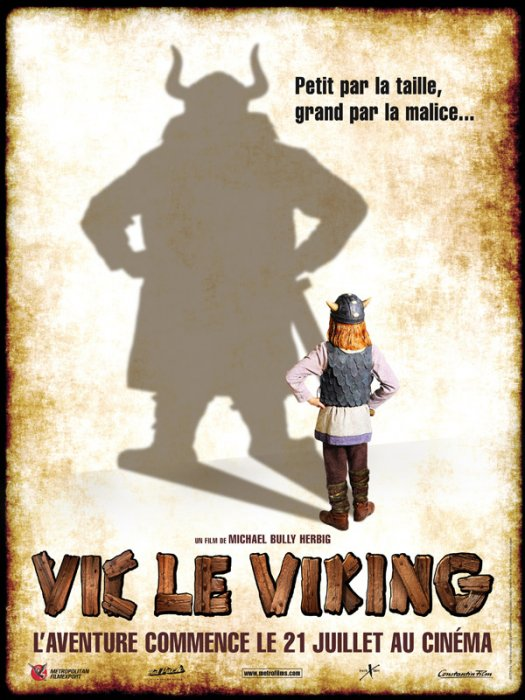 Vic le Viking : affiche