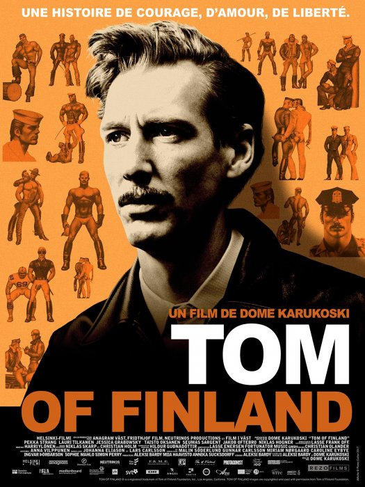 Tom Of Finland : Affiche