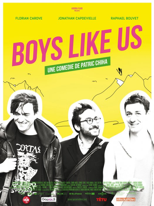 Boys Like Us : Affiche
