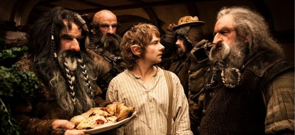 Box-office : Le Hobbit ne brille pas, Omar Sy dépasse Tom Cruise