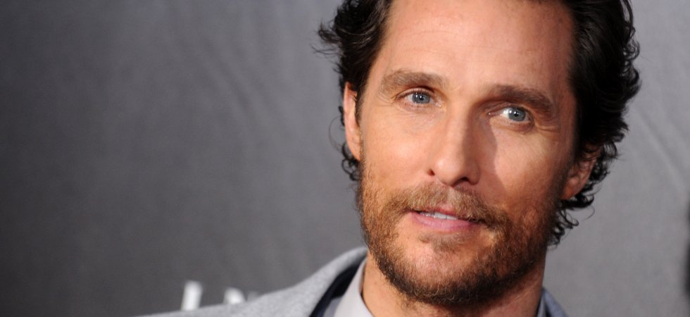 Matthew McConaughey héros de The Billionaire's Vinegar