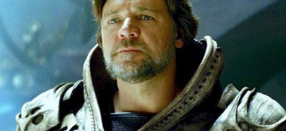 Russell Crowe ne sera pas dans Batman vs Superman