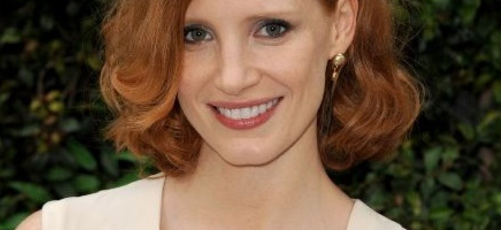 Deauville rend hommage à Jessica Chastain