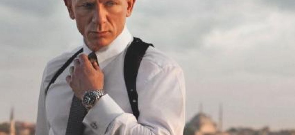 Skyfall est officiellement le plus gros succès de James Bond en France