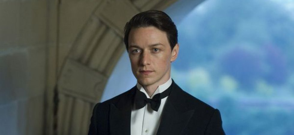 James McAvoy, tête d'affiche de The Crow ?