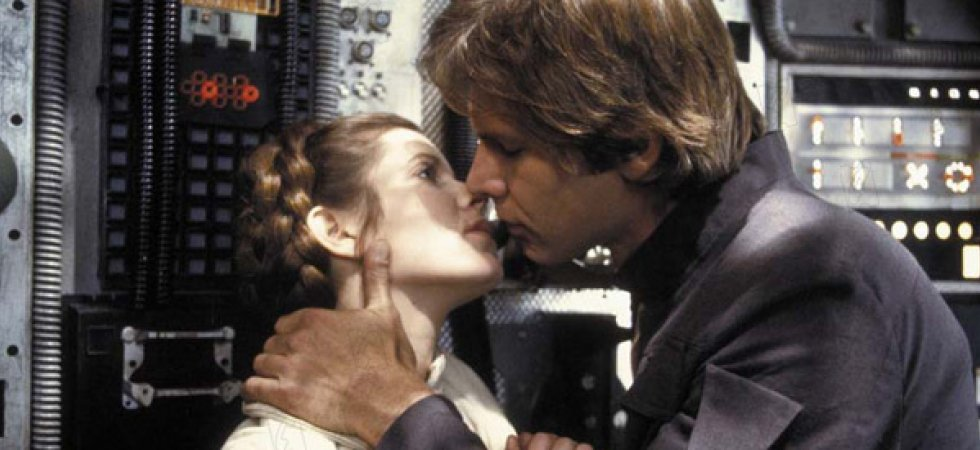 Star Wars : Carrie Fisher et Harrison Ford ont eu une liaison