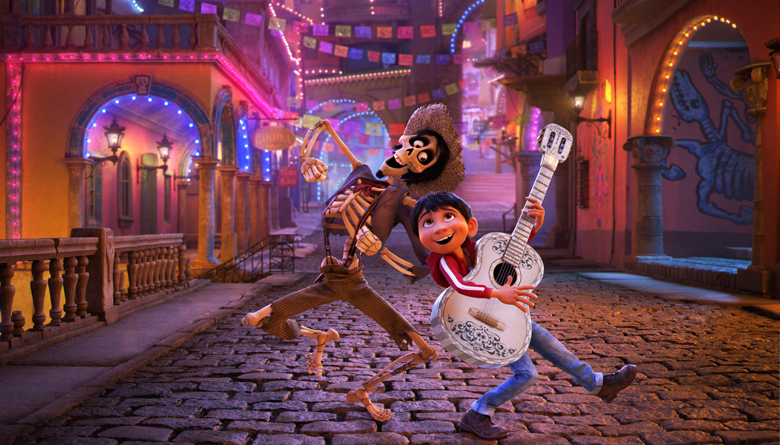 Coco, le nouveau Disney qui rend hommage aux morts
