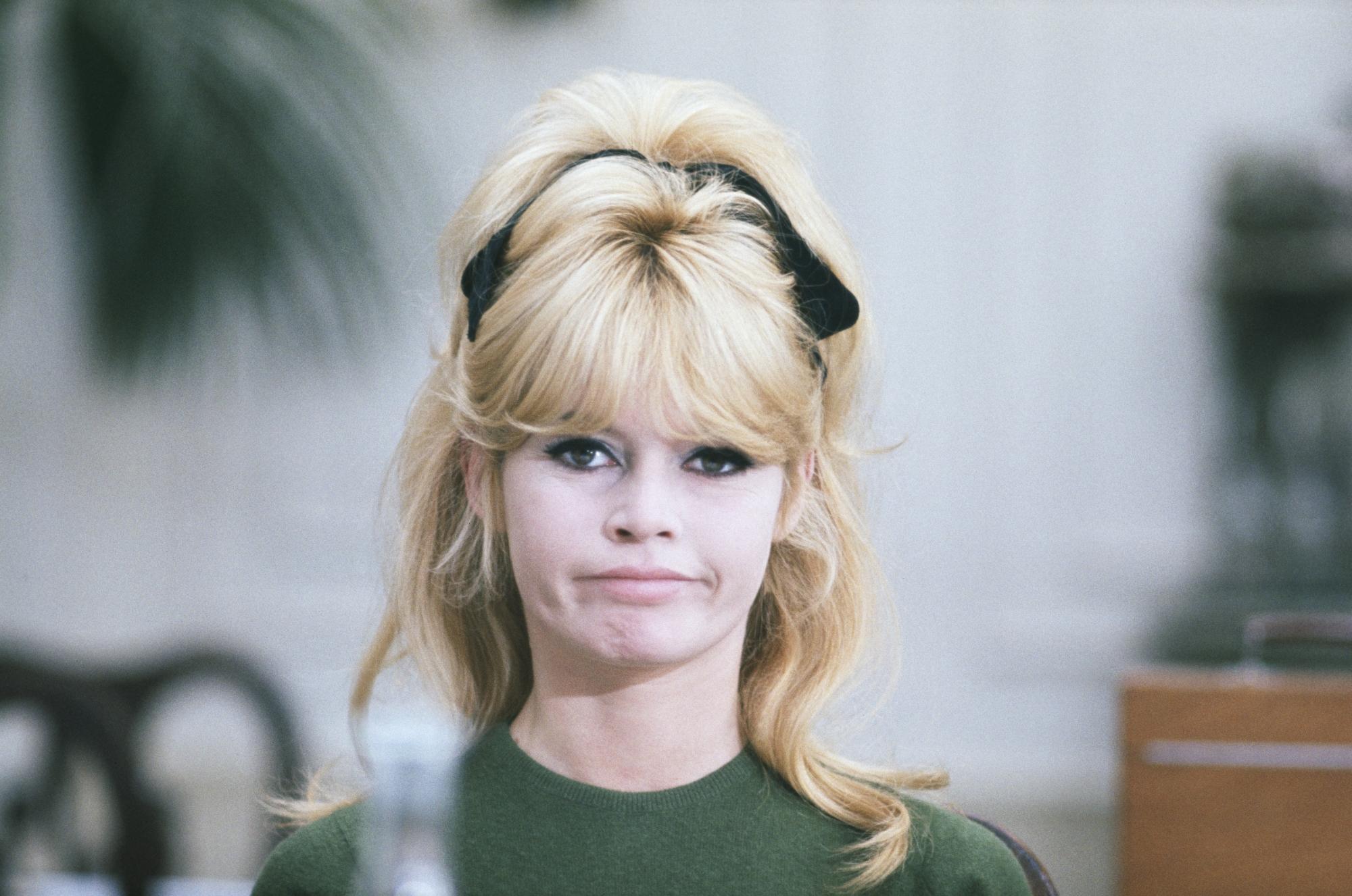 Pourquoi elle ne reposera pas auprès des siens — Brigitte Bardot