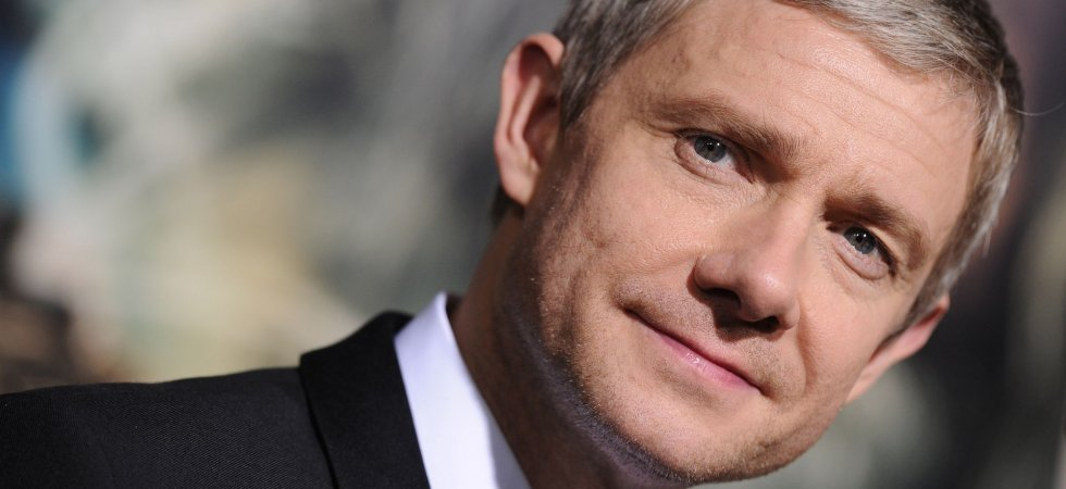 Martin Freeman dans l'adaptation du spectacle d'horreur Ghost Stories