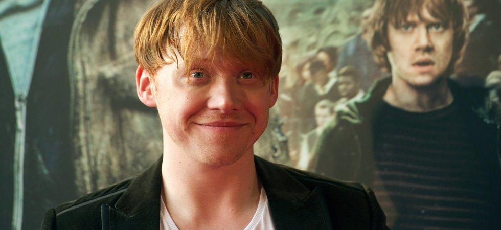 Rupert Grint a failli arrêter la comédie après Harry Potter