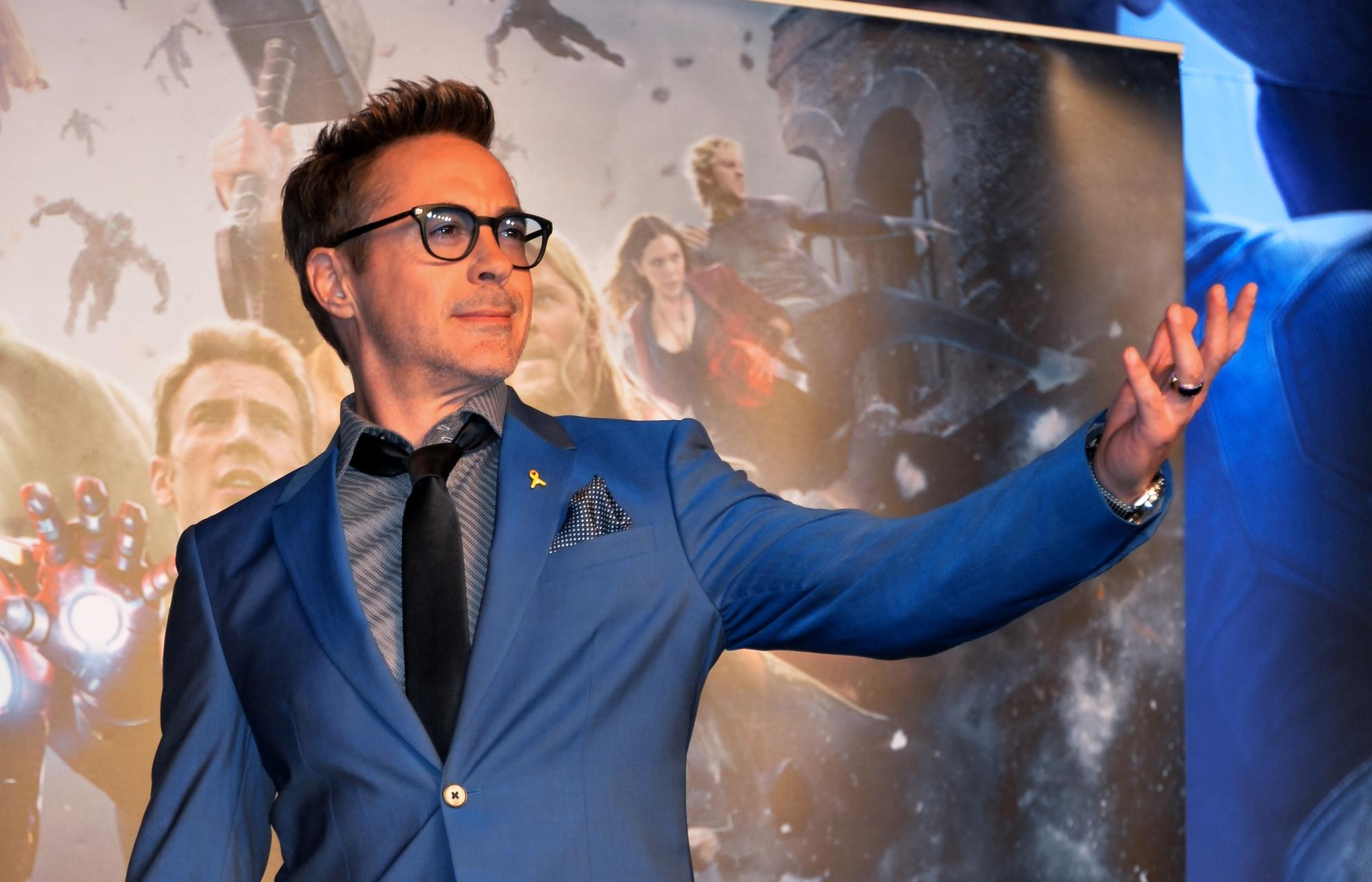 Robert Downey Jr. avocat dans une nouvelle série pour HBO