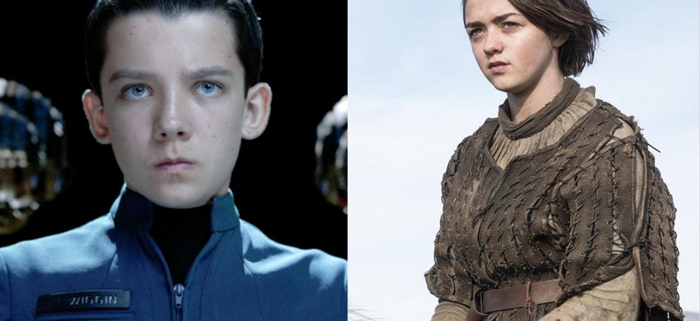 Arya de Game of Thrones bientôt partenaire d'Asa Butterfield
