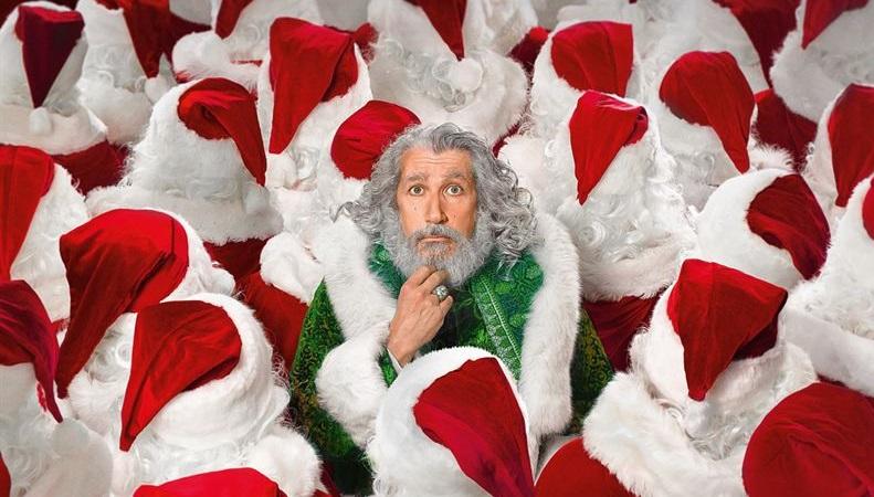 Santa & cie: le retour hilarant d'Alain Chabat en Père Noël