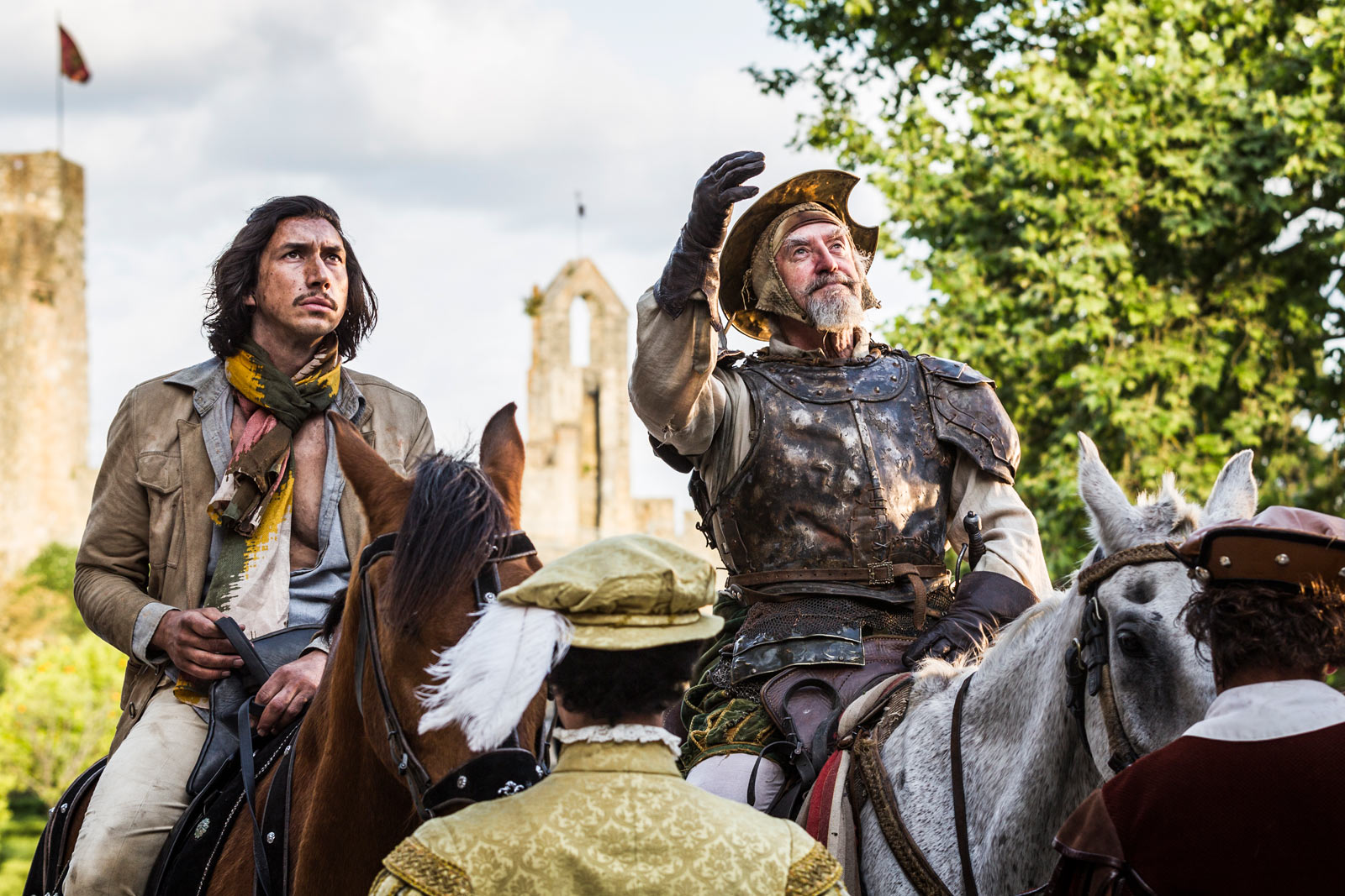 Festival de Cannes 2018: L'homme qui tua Don Quichotte interdit