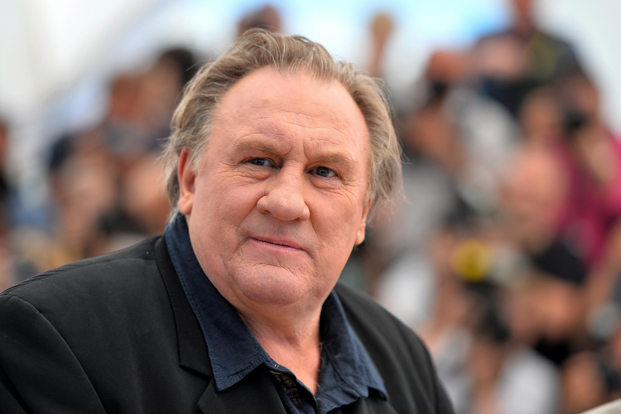 Quand Gérard Depardieu réclame 80 000 euros en cash pour un festival de cinéma