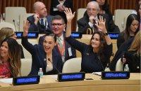 Wonder Woman : l'ambassadrice de l'ONU qui fait polémique