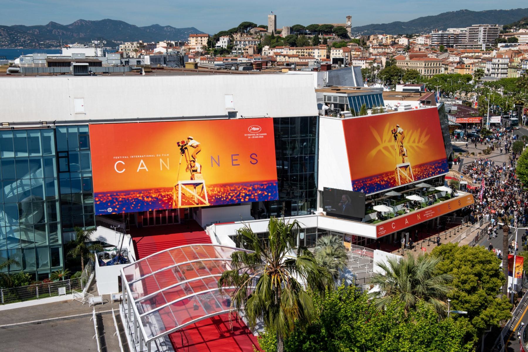 Le premier festival mondial du film — Cinéma en ligne