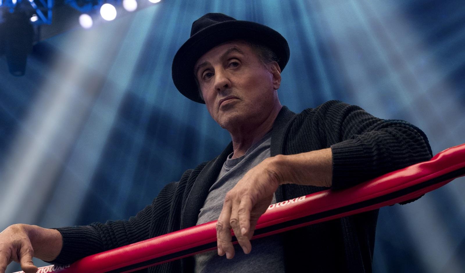Sylvester Stallone n'incarnera plus Rocky — Cinéma