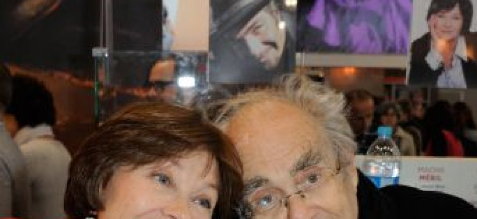 Macha Méril et Michel Legrand :