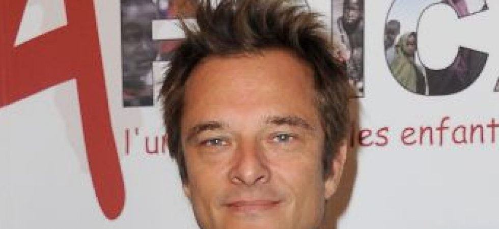 David Hallyday, souvent absent :