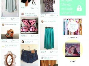 Dix sites pour vendre ses vêtements