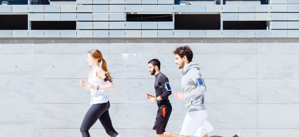 Sport : comment se motiver entre collègues ?