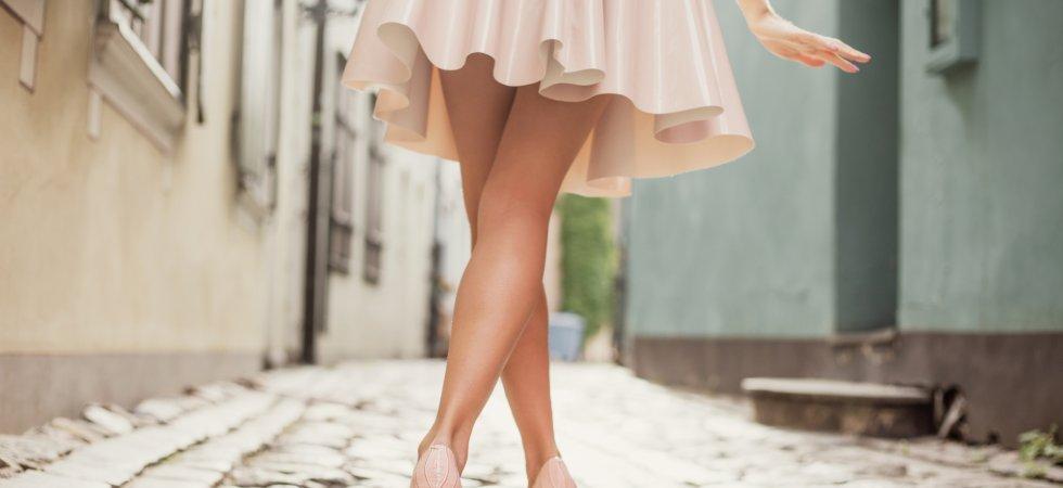 Sondage : la moitié des Françaises ne savent pas marcher en talons hauts