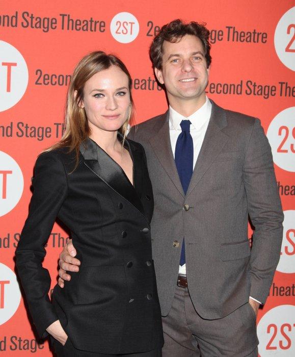 Diane Kruger et Joshua Jackson à la soirée d\
