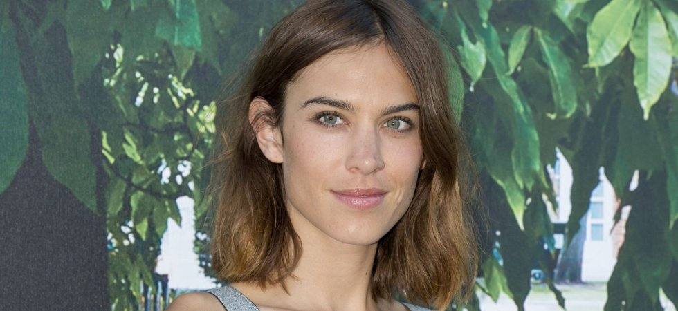 Alexa Chung signe une seconde collection pour AG