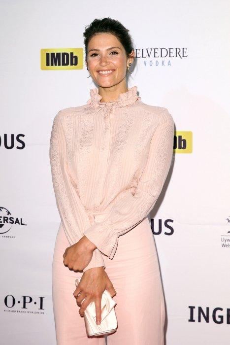 Gemma Arterton sur le tapis rouge du Gala de l\