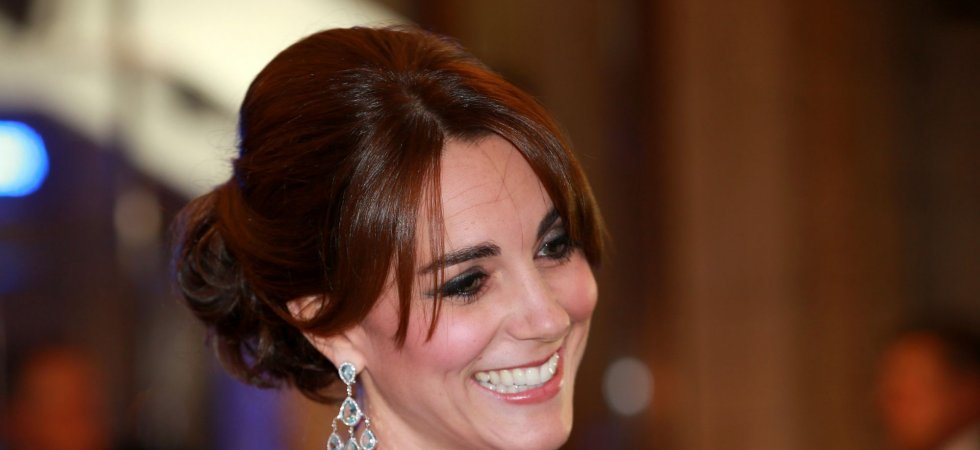Kate Middleton change de styliste !