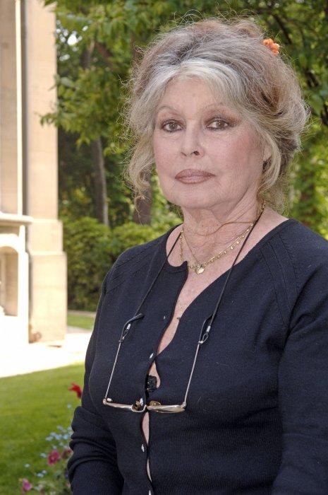 Brigitte Bardot lors d\